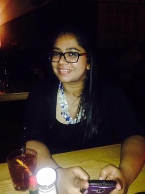 Sonali Anandwala Travel Blogger