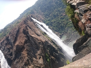 Jog Falls at it best.