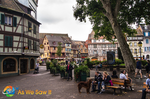 The Prettiest Town in Alsace