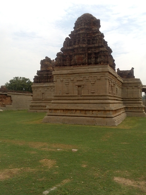The City of Victory we call our own: Hampi