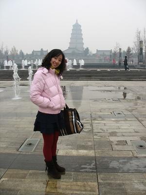 Nancy Travel Blogger