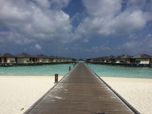 Maldives: 50 shades of blue