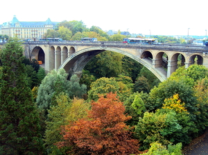 A Stroll through Luxembourg City