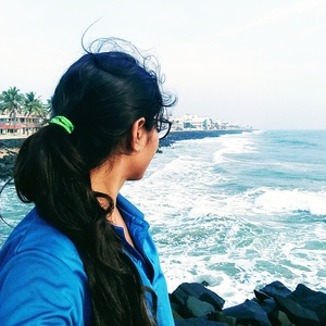 A Solo Trip to Pondy…