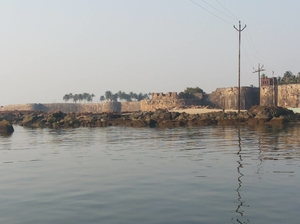 Sindhudurg- the sea fort
