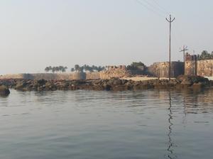 Sindhudurg- the sea fort