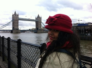 Shruti Sidhan Travel Blogger
