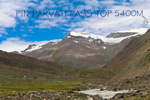Pin Parvatai Pass - The Tri Colour Trek 2016
