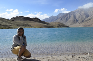 Sushma Shetty Travel Blogger