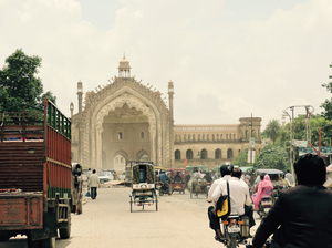Lucknow:History Is In The Air