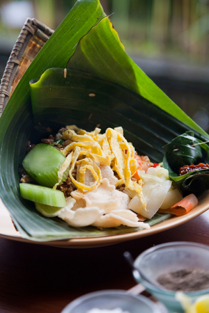 A Veggie's Survival  Guide to South East Asia