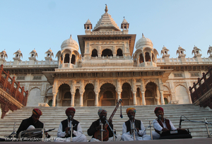 Jodhpur's Royal Touch To The World: Sacred Sufi Festival In Jodhpur
