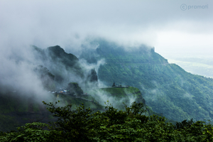 Monsoon Retreat at Malshejghat, Maharashtra