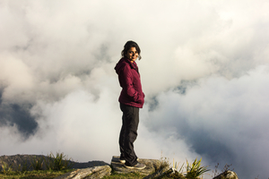 Triund Trek: What happens when a Single Girl goes on a SOLO Trip to with only Rs 3500 in her pocket?