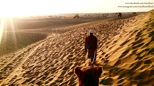 Jaisalmer - Sun and Sand Dunes