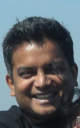 vinay brahmania Travel Blogger