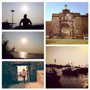Weekend Wanderlust - Daman in a Day