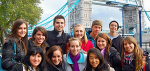 Areas of Study Covering Student Trips to London