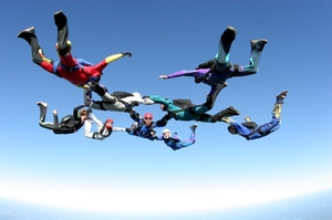 All you need to know about Skydiving in India!