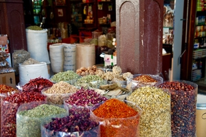 Middle Eastern Culinary Experiences in Dubai