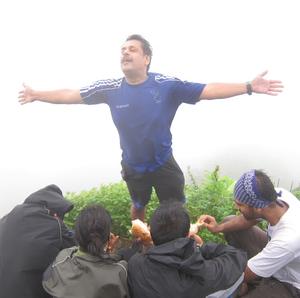 Rajesh Jamwal Travel Blogger