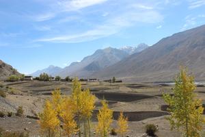 Spiti Valley: Kaza-Kibber-Kye Monastery-Dhankar Monastery