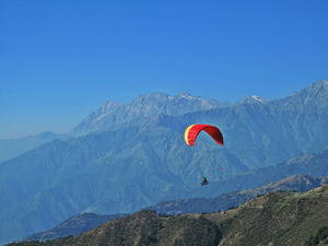 Backpacking to the paragliding paradise of India