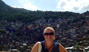 Sally Robinson Travel Blogger