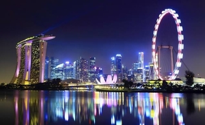 Enchanting Journey To Singapore