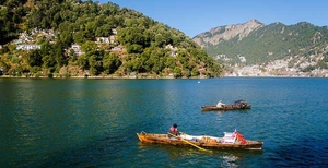 Exploring peace in Nainital