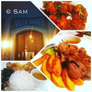 Villa Shanti Pondicherry - For the best food in Pondy