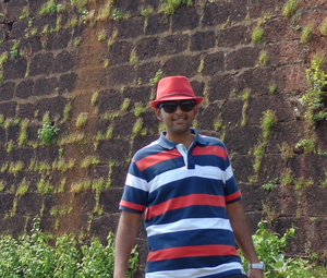 Neeraj Subhedar Travel Blogger