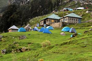 Triund hill: Queen of Dhauladhar ranges