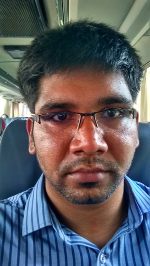 Ganesh Krupa Daamodaran Travel Blogger