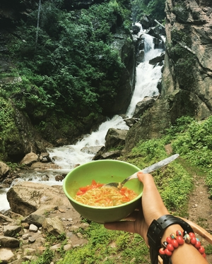 Kheerganga - Hike to heaven in Monsoon