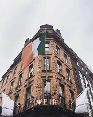The Irish Excursion