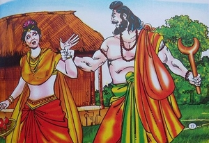 Places linked with Ramayana & the exile of Lord Rama