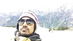 Navneet Dutt Travel Blogger