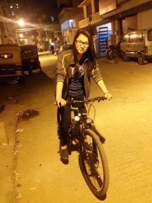 Moumita Swargiary Travel Blogger