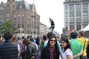 #AmsterdamDiaries