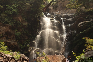 Hanuman Gundi, the Valley Waterfall