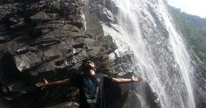 Jog falls - The falling/breathtaking miracle