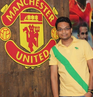 Nishit Parekh Travel Blogger