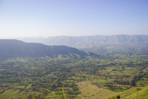 Panchgani: Table Land