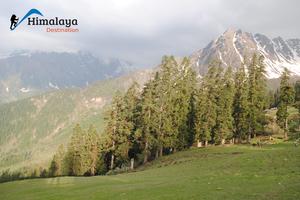SAR PASS TREK-Himalaya