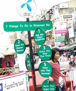 Bangkok for backpackers- 5 things to know