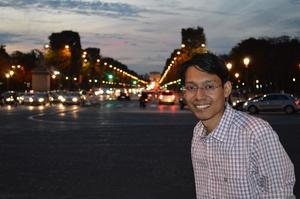 Divay mittal Travel Blogger