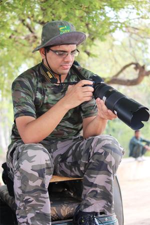 Shreyas Bharadwaj Travel Blogger
