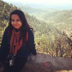 Disha Bhatia Travel Blogger