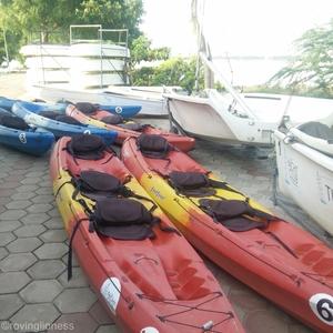Kayaking in Hyderabad